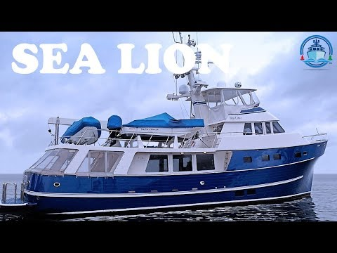 Trawler for Sale - Delta Marine 70 - SEA LION - (No longer for sale by JMYS)