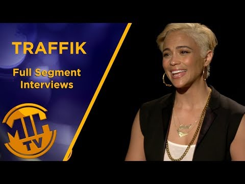 Traffik starring Omar Epps, Paula Patton, Laz Alonso, Roselyn Sanchez