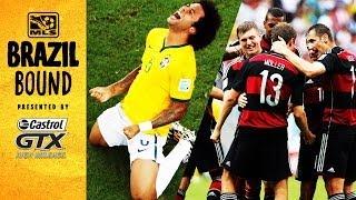Life after Neymar: Brazil - Germany Preview  Brazil Bound