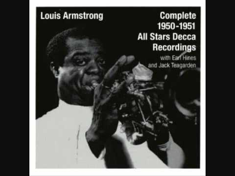 Louis Armstrong and the All Stars 1951 Otchi Tchor Ni Ya mp3