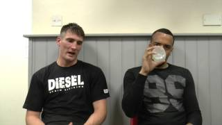 'HE WAS OFFERED GGG & JACOBS DIDNT TAKE IT. DOES EUBANK JR REALLY WANT TO FIGHT ME?! -TOMMY LANGFORD