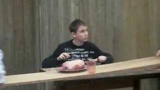 Parodie Lafesse la viande