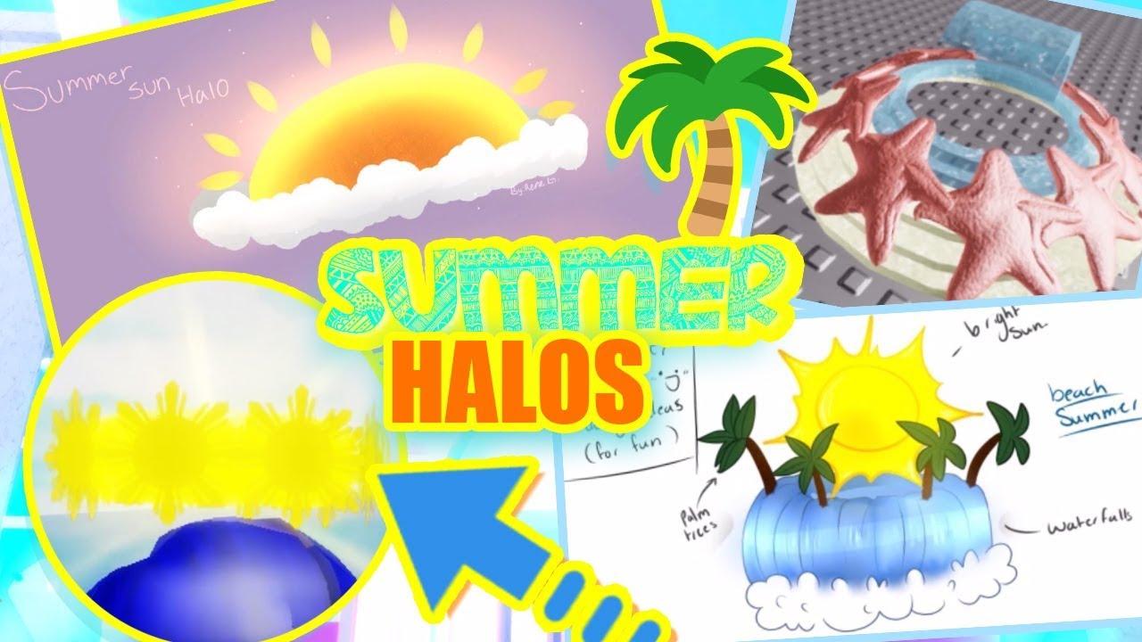 Weird Roblox Games 2019 Summer Summer Halos The Royale High Community Makes Their Dream Halos