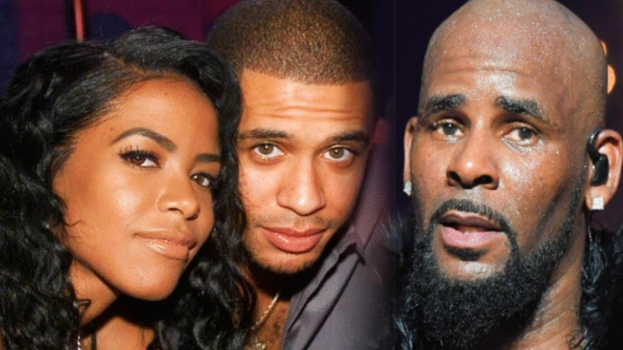 Aaliyah's Brother Exposes R Kelly On Her 40th Birthday ...