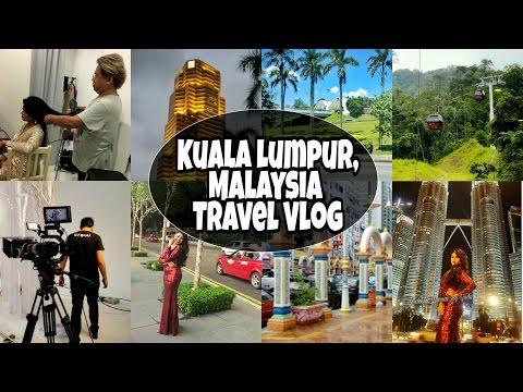 Kuala Lumpur, Malaysia Travel Vlog - Linda