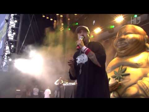13. Hits From The Bong @ Cypress Hill Live at Hurricane
