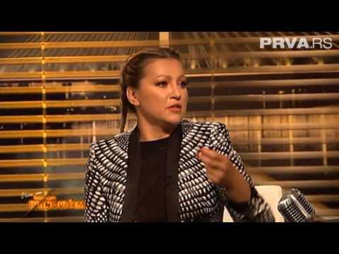 Nina Badric imitira Josipu Lisac, Terezu Kesoviju, Severinu, Jelenu Rozgu