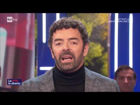 Coronavirus, nave contagiata italiano colpito - La vita in diretta 19/02/2020
