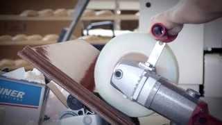 9. Как получить качественный глянец при лаковой отделке мебели. Технологии отделки древесины(, 2014-05-10T15:28:50.000Z)