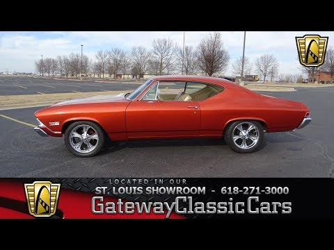 1968 custom Chevelle for sale at Gateway Classic Cars STL