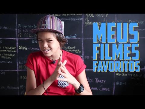 Meus 5 FILMES FAVORITOS - Pedro Henrique