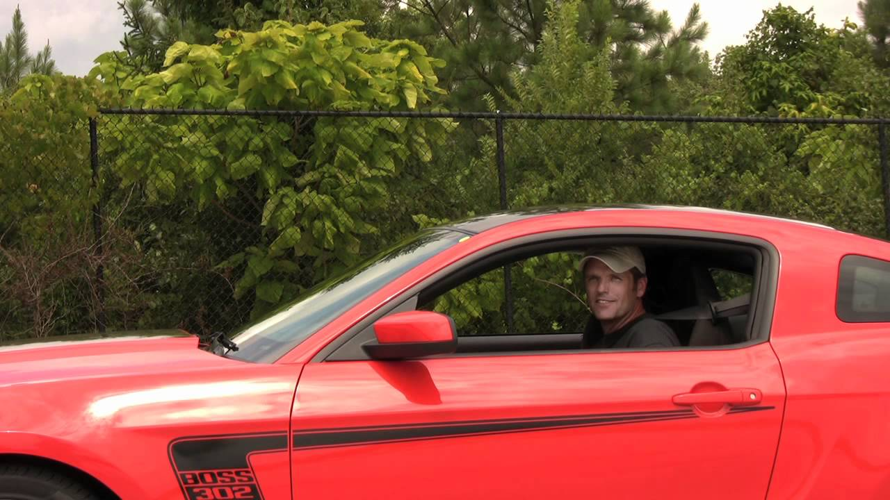 Roadflytv 2012 Mustang Boss 302 0 60 Mph Youtube