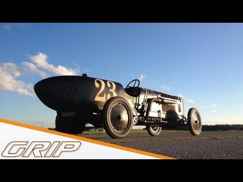 Brutus (Hubraum: 47.000 cm³) - GRIP - Folge 246 - RTL2