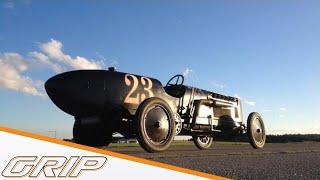 Eigenbau mit Flugzeugmotor | Brutus (Hubraum: 47.000 cm³) | GRIP
