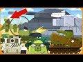 ТОП 10 серий Мультики про танки