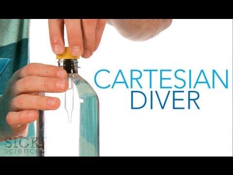 Cartesian Diver - Sick Science! #138
