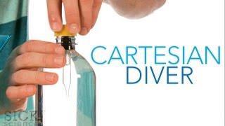 Cartesian Diver - Sick Science! #138