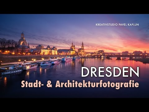 DRESDEN: Stadt- und Architekturfotografie