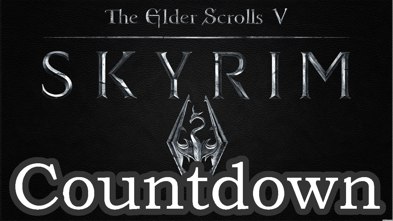 Countdown to Skyrim: Day 17
