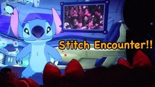 ハロウィーンのスティッチエンカウンター。2015年10月末の木曜日。NoCut4K動画。 thumbnail