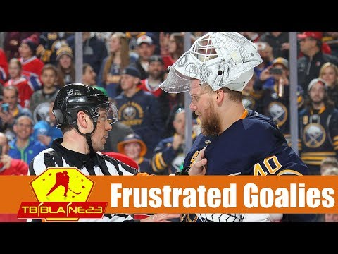 Frustrated Goalies