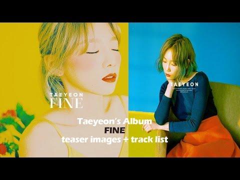 Teayeon's Full album