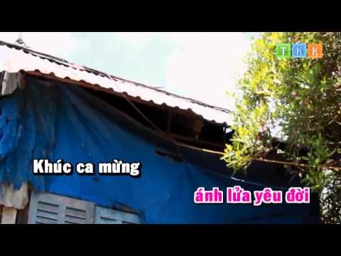 Khúc Hát Người Đi Khai Hoang - Karaoke By TKK Karaoke Beat