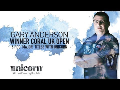 Gary Anderson interview