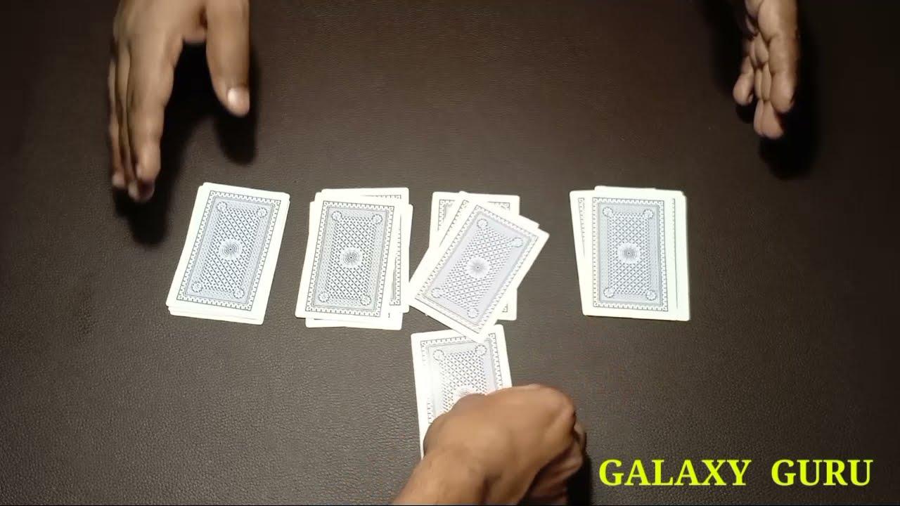 16 cards math amazing magic tricks with tutorial