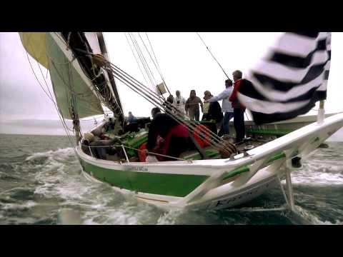 KROG-E-BARZ: Invitation aux balades en mer sur un voilier du patrimoine (Port Navalo)