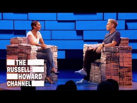 Russell Interviews Alesha Dixon | The Russell Howard Hour