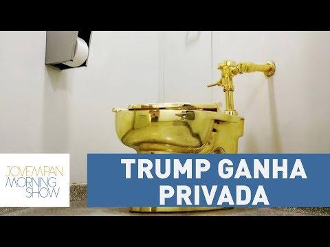 Trump Pediu Um Quadro De Van Gogh Para Casa Branca Mas Museu Oferece PRIVADA DE OURO!