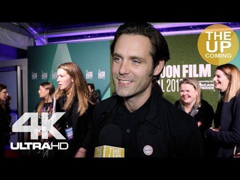 Luke Norris on Been So Long at premiere for London Film Festival