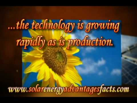 Solar Energy Advantages : A Brighter Future with Solar Power