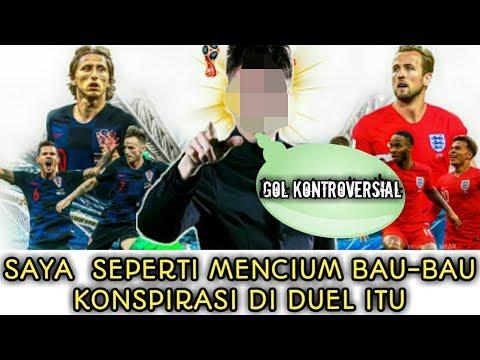 Prediksi Inggris VS Kroasia Semifinal Head to Head Piala Dunia 2018