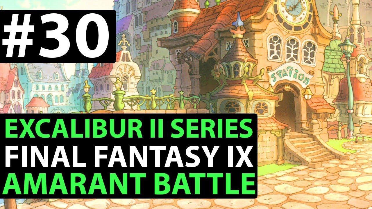 Final Fantasy 9 PS4 Walkthrough