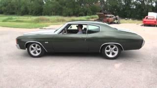 1972 chevelle 350 auto disc brakes torque thrust wheels 3718