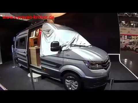 KNAUS BOXDRIVE VW FIRST EDITION CUV Modell 2018