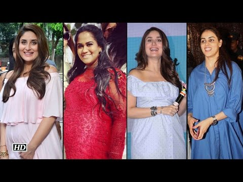 Download Youtube: Maternity Style: Kareena Kapoor Vs Arpita Khan And Genelia