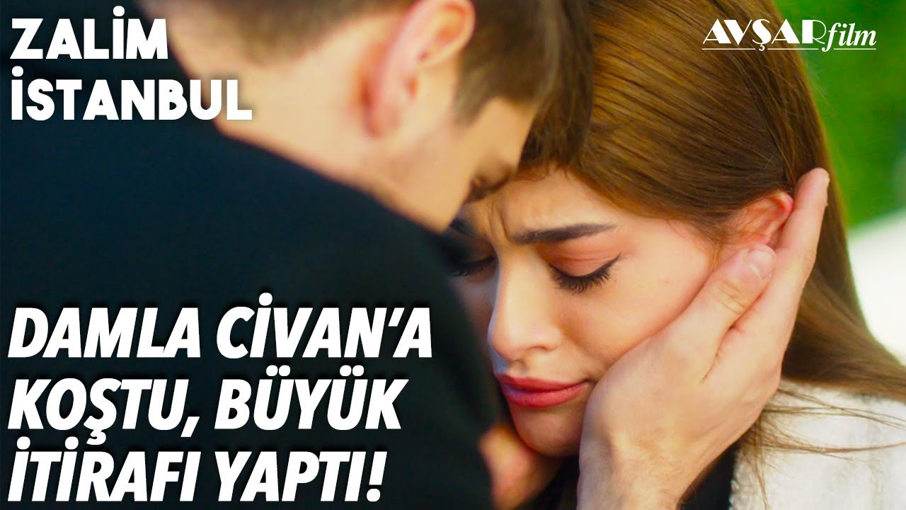 Damla Civan'a Koştu, Götür Beni Buradan💔😥 - Zalim İstanbul 35. Bölüm