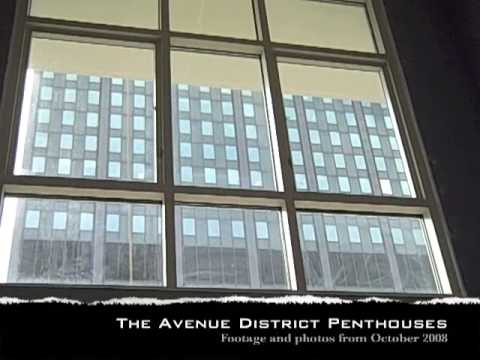 First Look: The Avenue District Penthouses