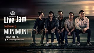 Rappler Live Jam: Munimuni