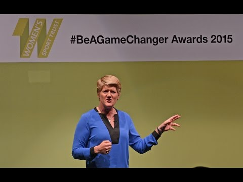 Clare Balding on women