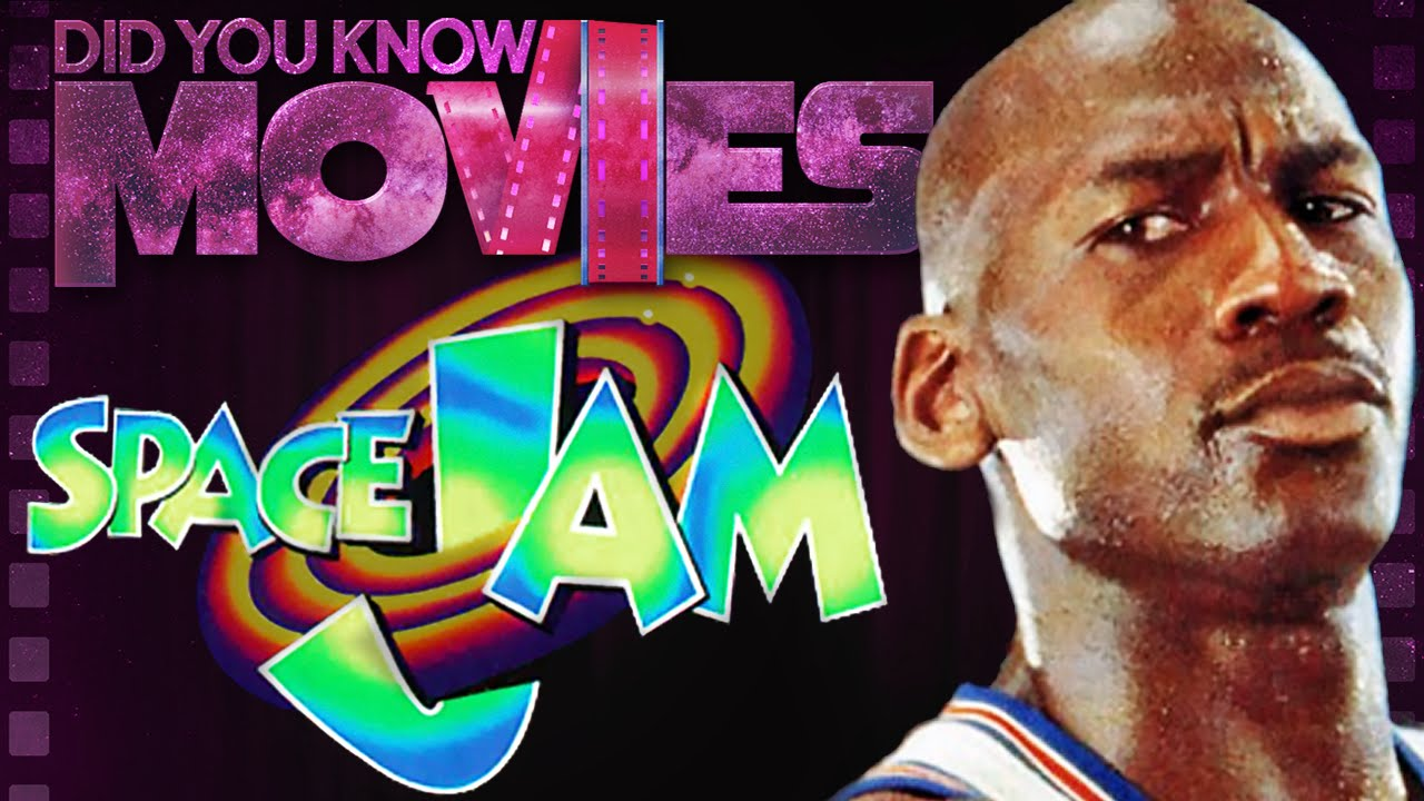 Space Jam's Secret Trick Shots! ft Yungtown - Did You Know Movies - Come on and slam!