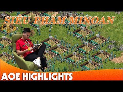 Siêu phẩm Minoan mới nhất của Chim Sẻ Đi Nắng   AoE Highlight