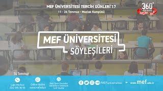 MEF Üniversitesi Tanıtım Günleri - Bilgisayar Mühendisliği Bölümü (14.07.2017)