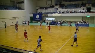 第41回全国高校ハンドボール選抜大会 2回戦 洛北vs香川中央