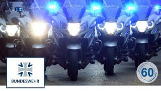 Feldjäger-Motorrad BMW R1200 RT | 60 Sekunden Bundeswehr