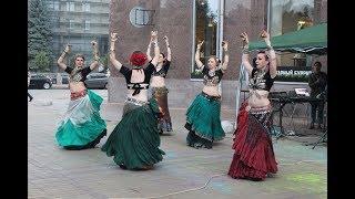 danza del vientre tribal
