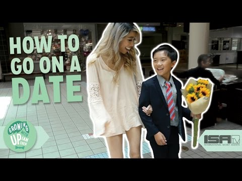 Who Pays On the First Date? - GROWING UP WITH IAN CHEN Ep. 1 Ft. Christine Chen
